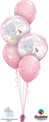 "Ballons CLASSIC ""Baby Tiny Tatty Teddy"" Girl"