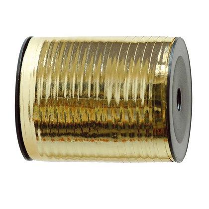 Bolduc métallisé 5mm x 250m ( Couleurs au choix )