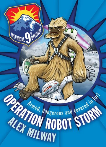 Operation Robot Storm (Mystical 9th Division)