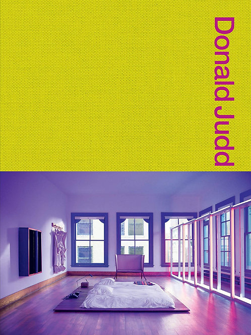 Donald Judd Spaces: Judd Foundation New York & Texas