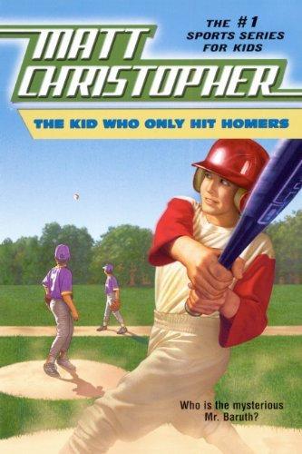 The Kid Who Only Hit Homers (Matt Christopher Sports Classics) by Matt Christoph