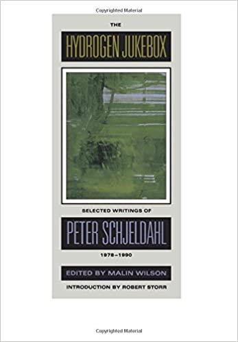 The Hydrogen Jukebox: Selected Writings of Peter Schjeldahl, 1978-1990 (Volume 2