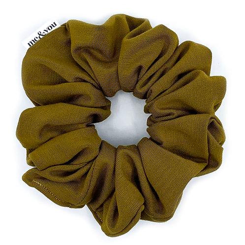 Vintage Gold - Premium Scrunchie