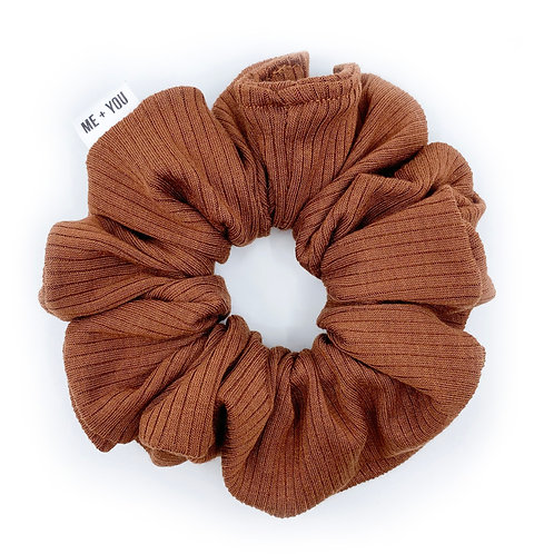 Premium Scrunchie - Knit Biscotti (Wholesale)
