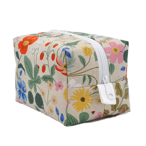 Butterfly Fields Cream - Small Box Bag
