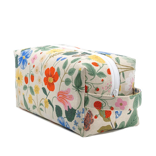 Butterfly Fields Cream - Large Box Bag