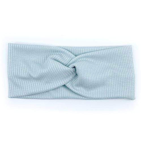 Sea Foam Twisty Headband  (Wholesale)