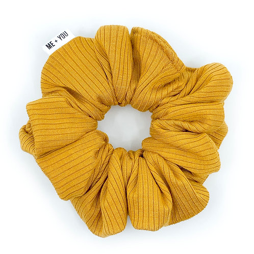 Premium Scrunchie - Knit Marigold (Wholesale)
