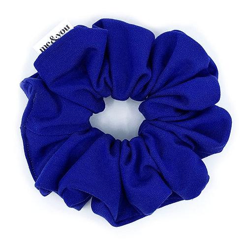 Kensington Blue - Premium Scrunchie