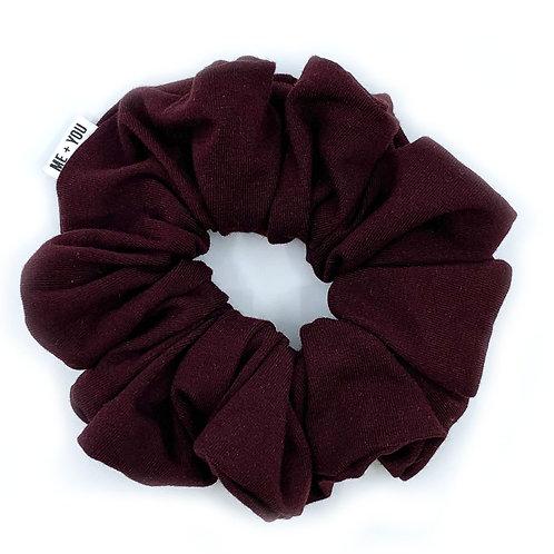 Merlot - Premium Scrunchie