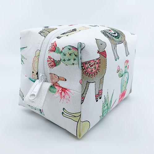Box Bag - Llama Drama