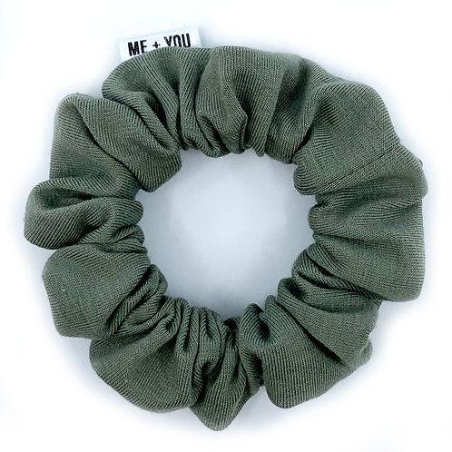 Light Olive - Mini Scrunchie