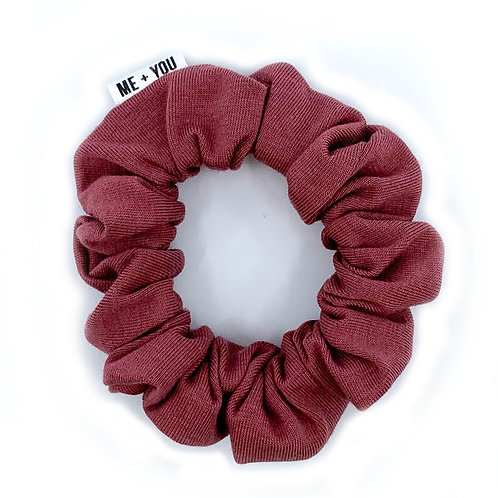 Desert Rose - Mini Scrunchie