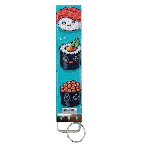 Key Fob - Sushi