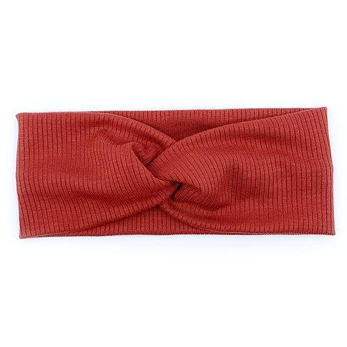 Crimson Twisty Headband