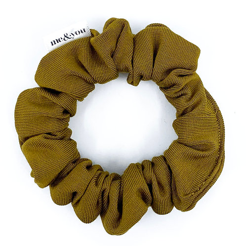Vintage Gold - Mini Scrunchie