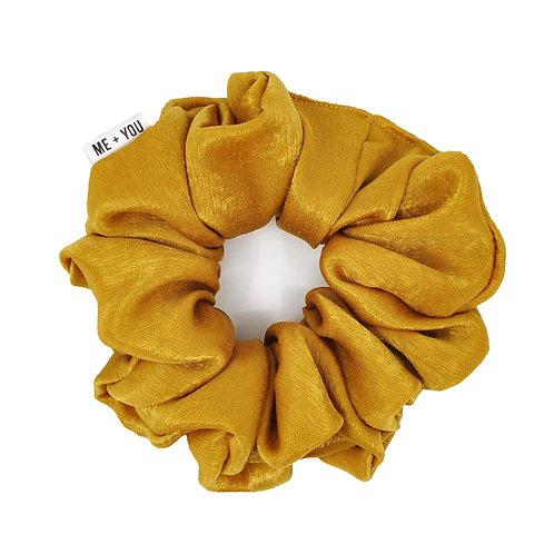 Premium Scrunchie - Golden