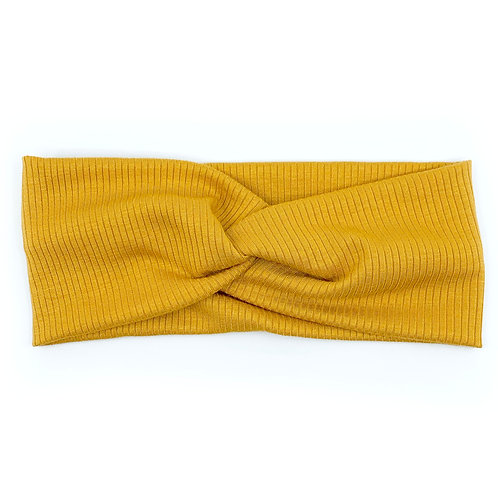 Marigold Twisty Headband