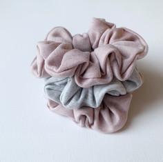 Jersey Knit Scrunchies