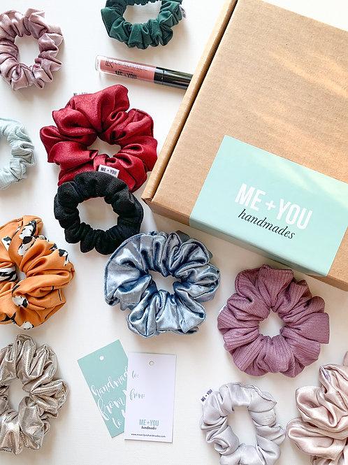 12 Days of Scrunchies Gift Box