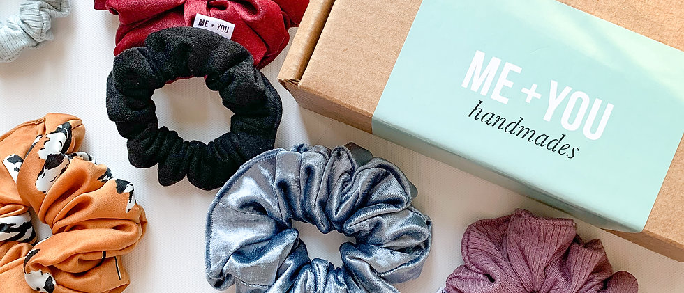 12 Days of Scrunchies Gift Box