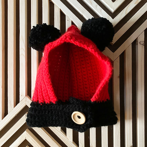 Teddy Bear Toque