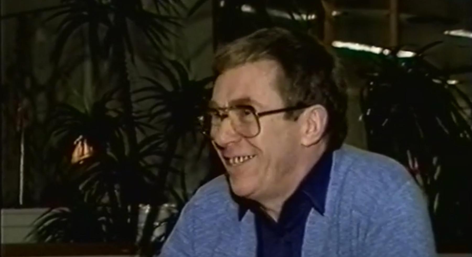 Ray Adams 1985