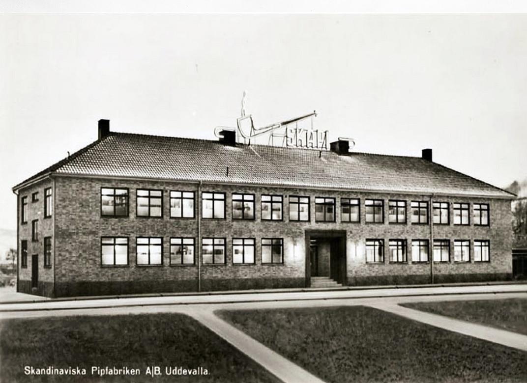 Skandinaviska Pipfabriken AB - SKAPI1936-1975