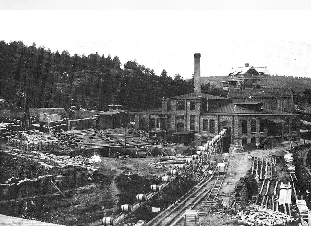 Uddevalla Tunnfabrik 1882-1957