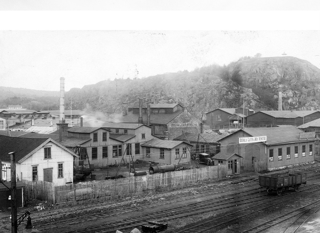Uddevalla Gjuteri & Mekaniska Verkstad 1879-1967