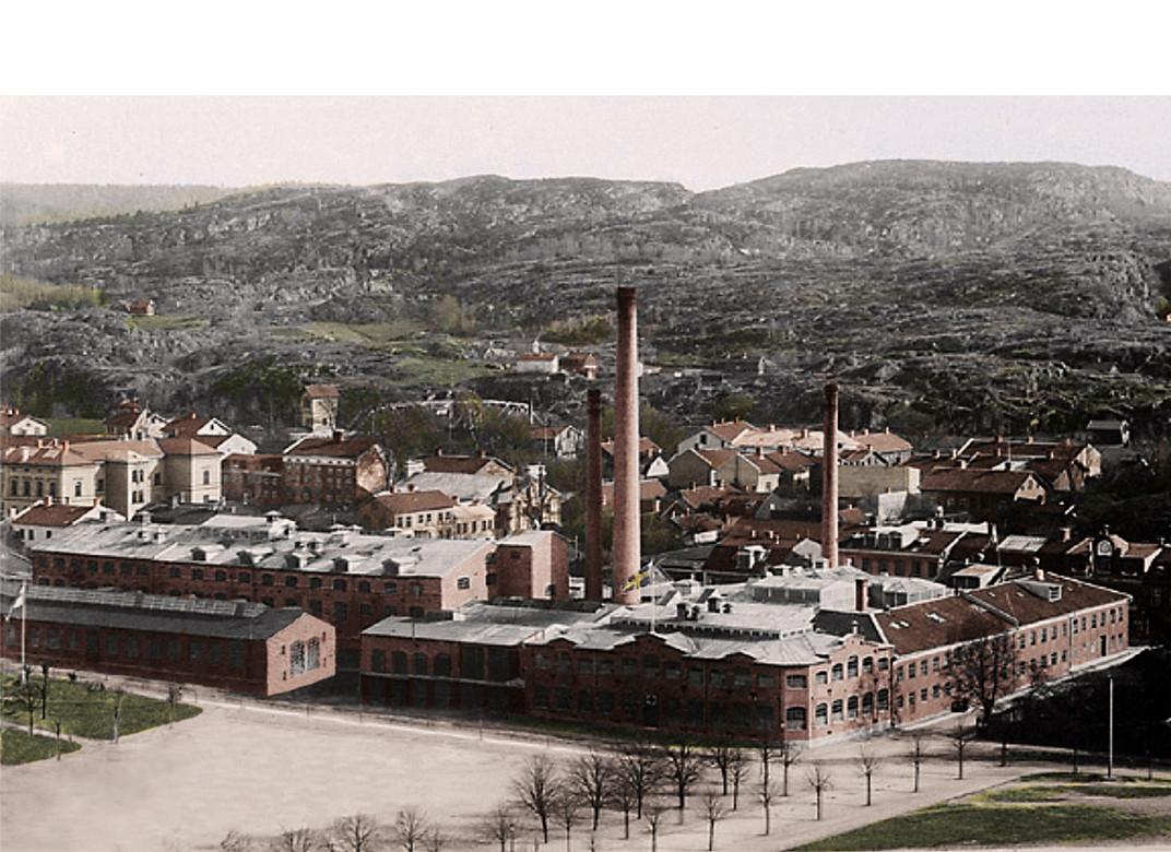 Tändsticksfabriken 1873-1938