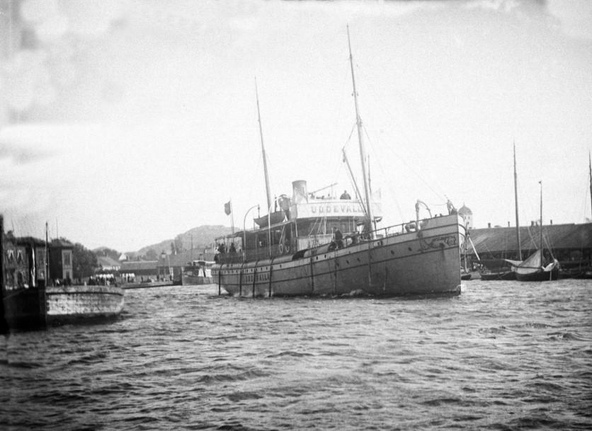 Ångbåts AB Bohuslänska Kusten 1876-1949