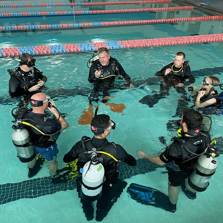 SEAKERS TRY SCUBA ADVENTURE May 2021