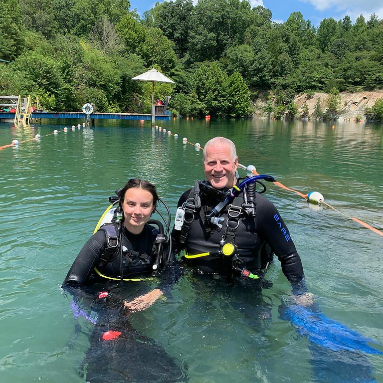 Summer Open Water Scuba Certification May - July 2021