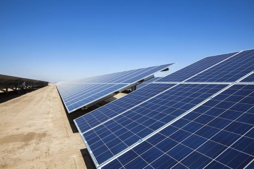 Usina fotovoltaica 2