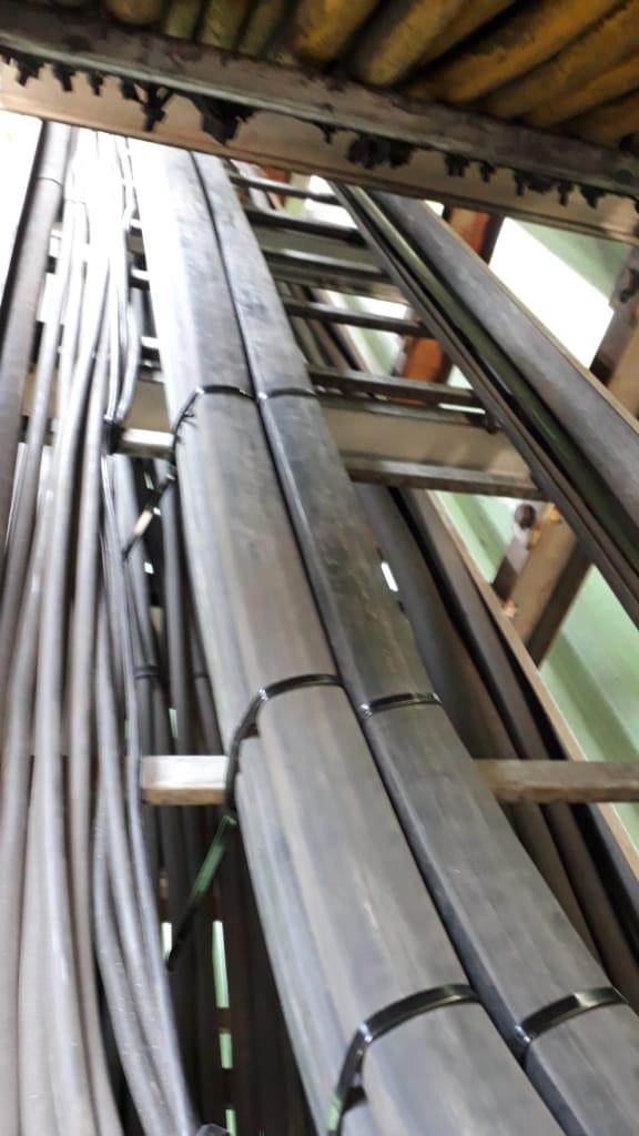 Leitos de zinco