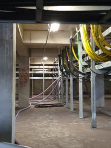 Porão de cabos 1