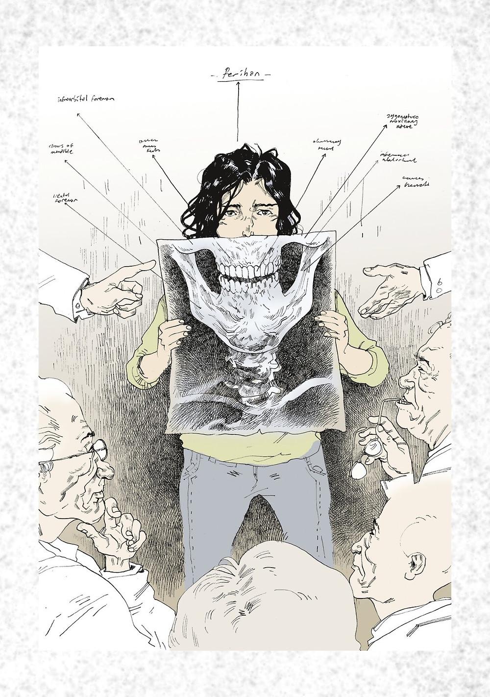 Published by Marmara Cizgi and Europe Comics