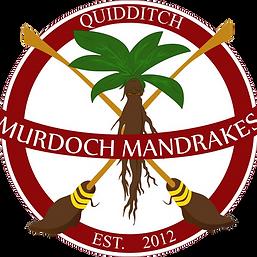Murdoch Mandrakes Logo