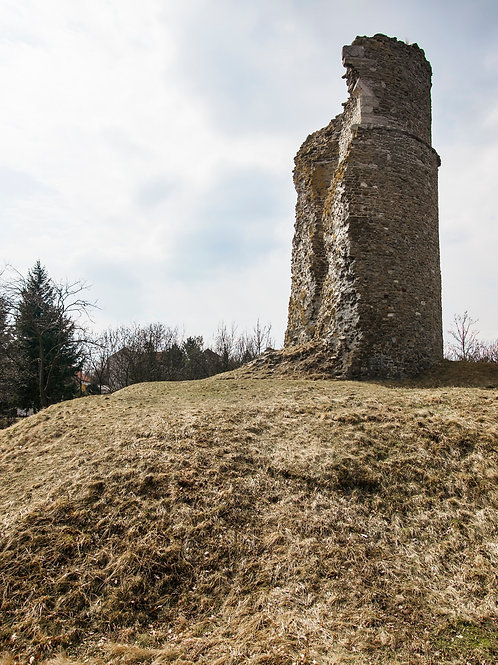 Broken Tower with Demonic Mass!