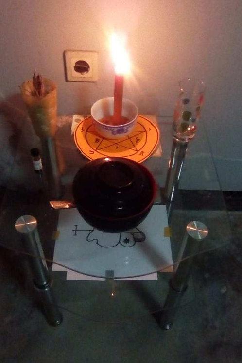 Demonic Breakup Jar to Breakup a Couple (Limited Availability)