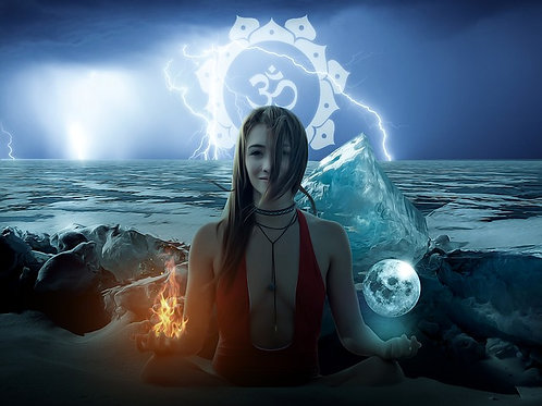 Remote Viewing with Lust Spell by Samantha