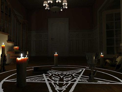Do As I Say Satanic Ritual By Erin & Ariah!