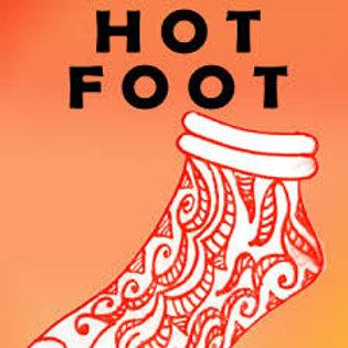 Hot Footing Spell!