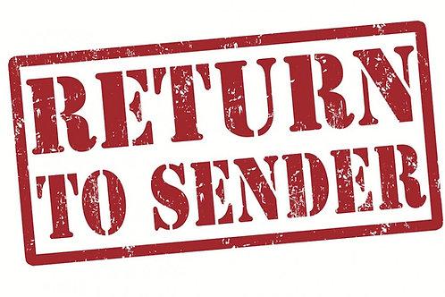 Return To Sender! Send the Evil Back to Them!