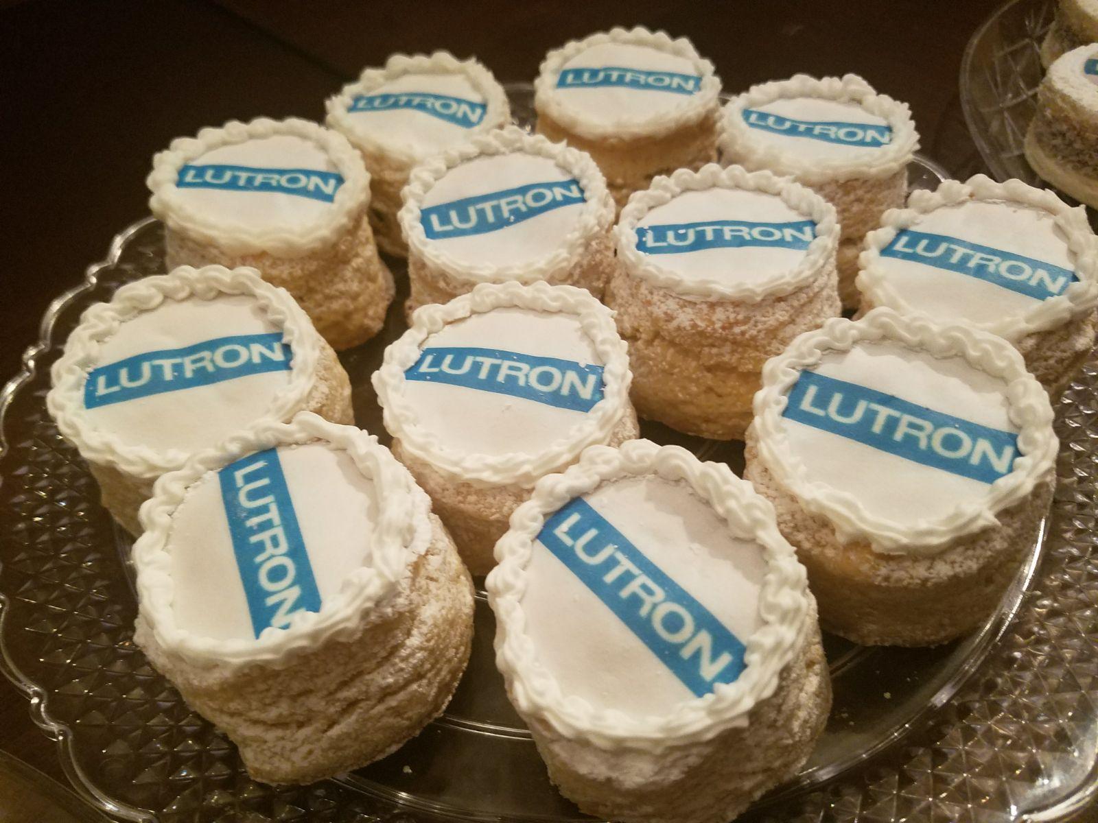 company logo scones