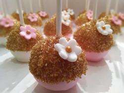 Cherry Bloson Cake Pop