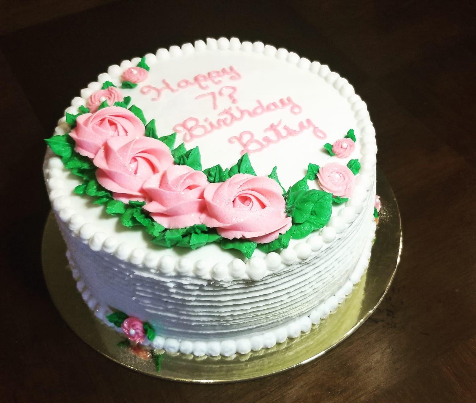 Lady Happy Birthday