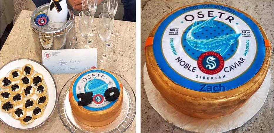 OSETR Caviar