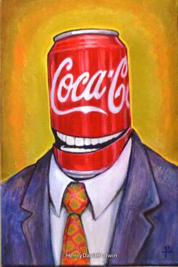 Coke Head 18X12 2017